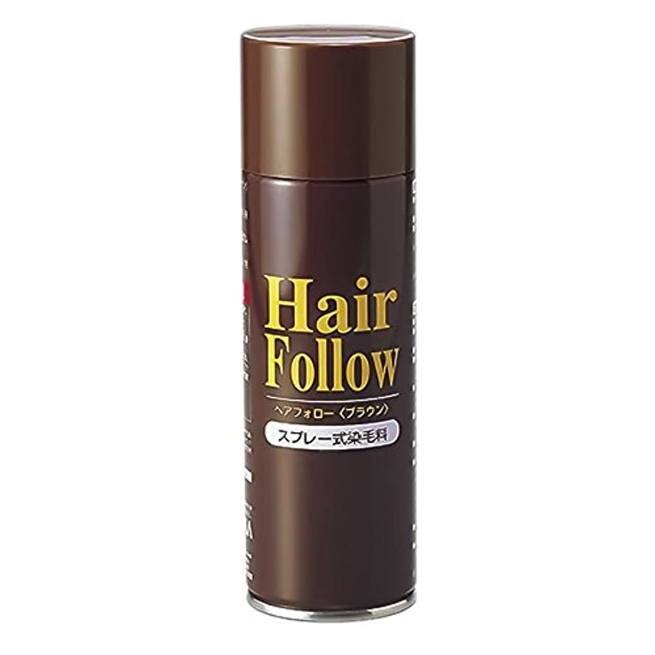 対立好意的達成するヘアフォロー ブラウン 150g