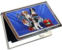 Cavalier King Charles Spanielビジネスカード/クレジットカードケース