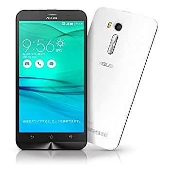 ZenFone Go ホワイト ZB551KL-WH16