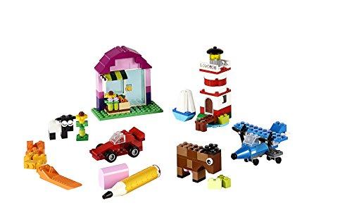 『レゴ (LEGO) クラシック 黄色のアイデアボックス<ベーシック> 10692』の1枚目の画像