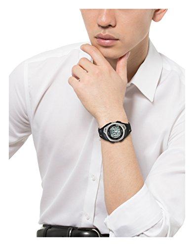 [カシオ]CASIO 腕時計 PHYS フィズ ランナーウォッチ LAP MEMORY60 TOUGH BATTERY10 STR-300C-1V ブラック[逆輸入]