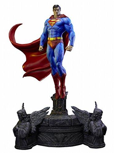 バットマン ハッシュ スーパーマン マントキャスト ミュージアムマスターライン 1/3 スタチュー MMDCBH-02S