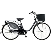 Panasonic(パナソニック) 2018年モデル ビビ・KD 24インチ BE-ELKD43 電動アシスト自転車 専用充電器付