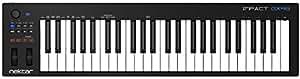 Nektar Technology IMPACT GX49 USB MIDIキーボードコントローラー【国内正規品】