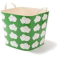 [スタックストー] stacksto バケット M TAKAHASHI Green Rabbits