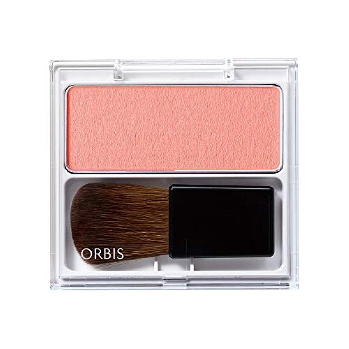 真剣に写真等価オルビス(ORBIS) ナチュラルフィットチーク ライトピンク