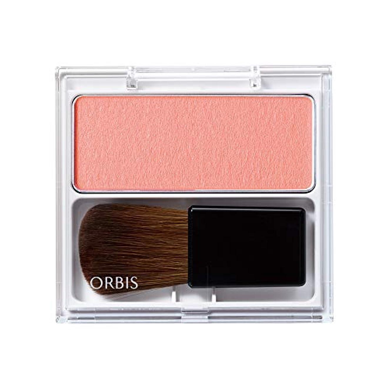 ナース踊り子語オルビス(ORBIS) ナチュラルフィットチーク ライトピンク