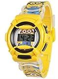ミニオン ミニオンズ 怪盗グルー 腕時計 デジタルウォッチ 黄 時計