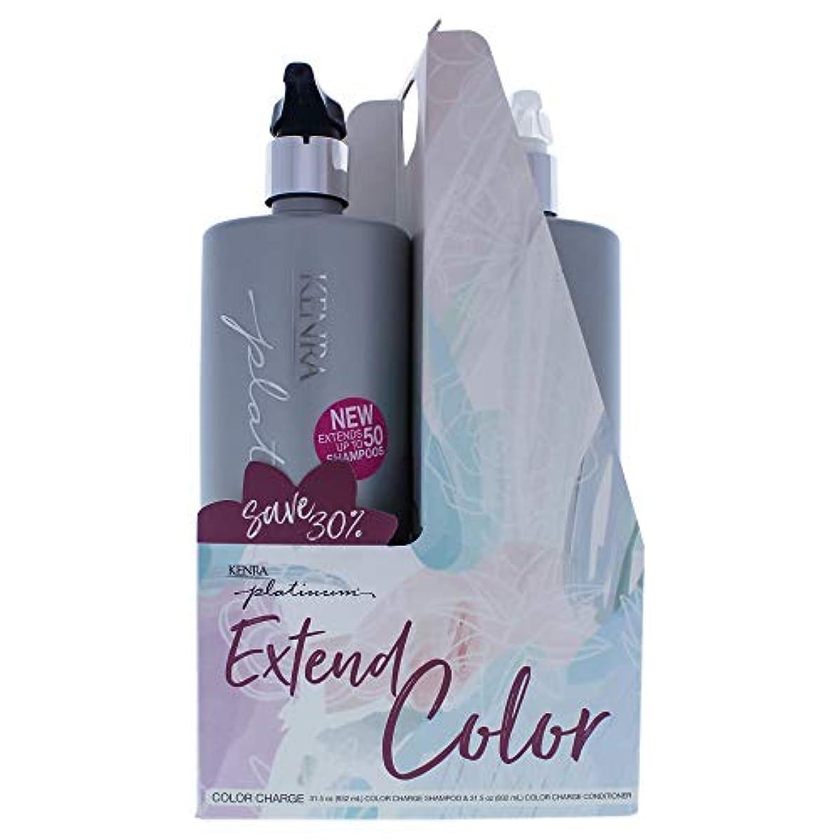 別れる鯨ジュースPlatinum Color Charge Duo