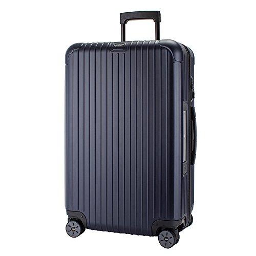 【E-Tag】 電子タグ RIMOWA リモワ 810.70.39.4 サルサ SALSA 4輪MultiWheel matte blue マットブルー スーツケース 78L [並行輸入品]