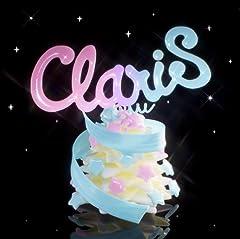ClariS「Friends」のCDジャケット