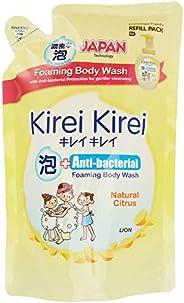 Kirei Kirei Anti-bacterial Foaming Body Wash Refill, Natural Citrus, 600ml
