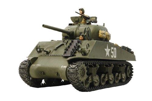 1/35 戦車シリーズ No.56 アメリカ M4A3 シャーマン 戦車 (シングルモーターライズ) 30056