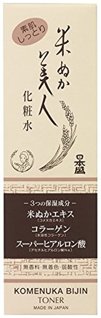 触手セットするマイルストーン米ぬか美人 化粧水 120ml