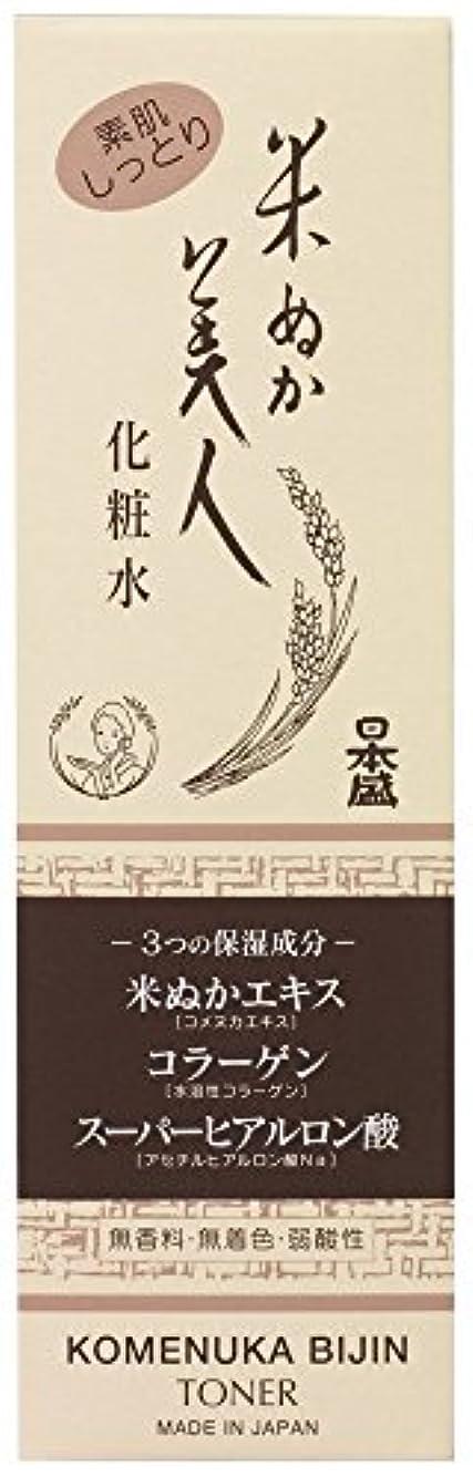 出演者環境に優しい物足りない米ぬか美人 化粧水 120ml