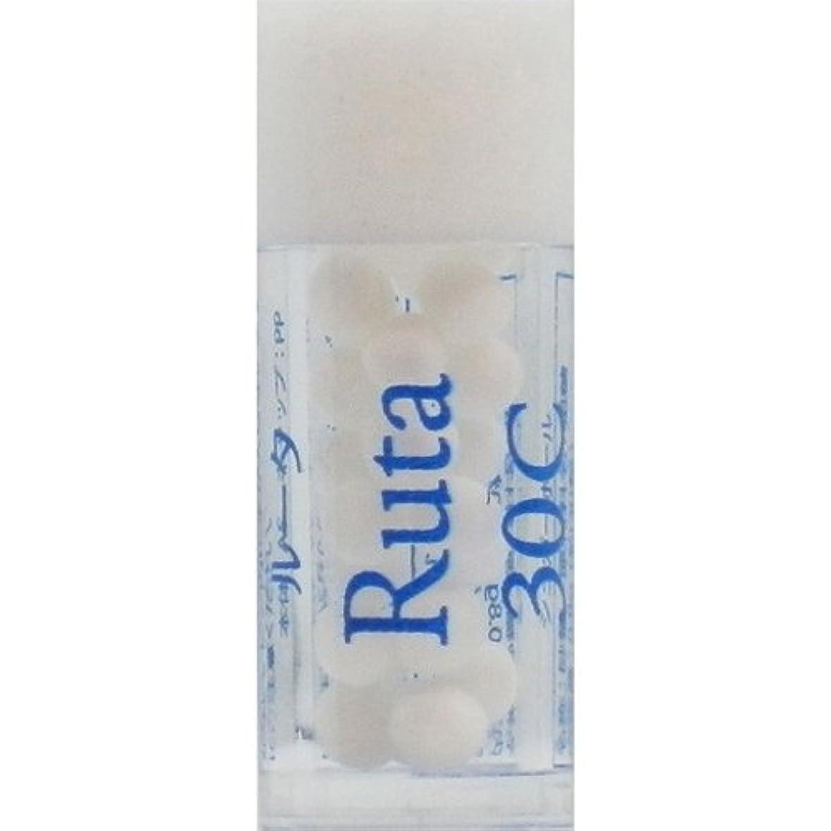 スリンク生き残りますポンペイホメオパシージャパンレメディー Ruta【新基本32】 ルータ 30C (小ビン)