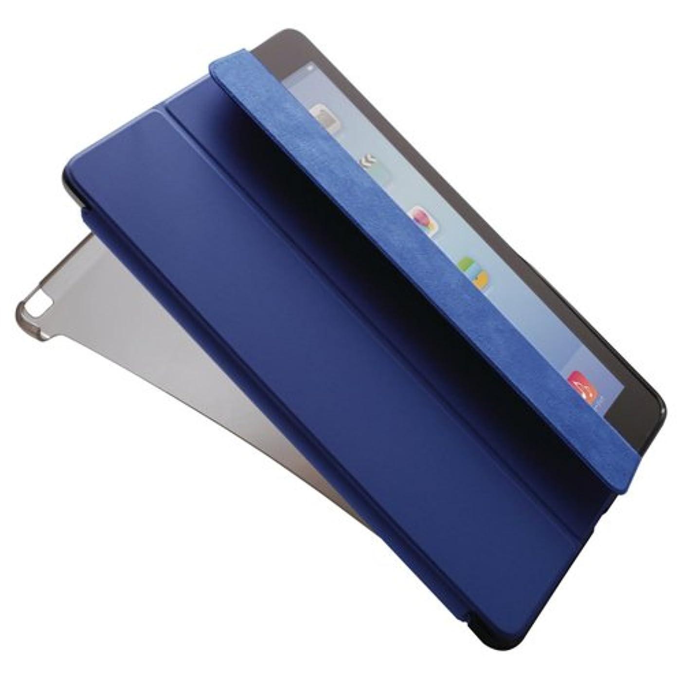 樹木哀れな間違えたELECOM iPad Air 2 ソフトケース(TPU) スマートカバー対応 ブラック TB-A14UCBK