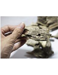 オウドチップス オードチップ インセンス アロマ ナチュラル ワイルド レア アガーウッド チップ オードウッド ベトナム 純素材 グレードA++ 50 Grams ブラック