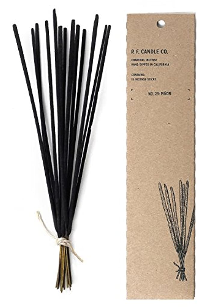 ファン緩む衝突するp.f. Candle Co。 – No。29 : Piñon Incense 2-Pack