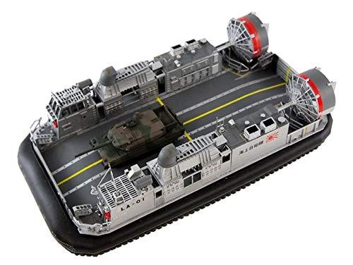 ピットロード 1/144 海上自衛隊 エアクッション型揚陸艇 LCAC 10式戦車1輌付 プラモデル D03