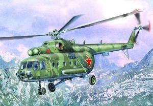 1/35 ヘリコプター ミル Mi-17 ヒップH 兵員輸送ヘリコプター