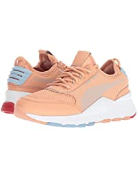 [PUMA(プーマ)] キッズスニーカー?靴 RS-0 Play (Big Kid) Dusty Coral/Dusty Coral/Puma White 6.5 Big Kid (24.5cm) M