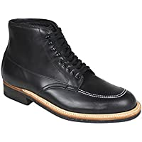 (オールデン) ALDEN オリジナル ワーク インディー ブーツ ORIGINAL WORK INDY BOOTS Dワイズ MADE IN USA レザー メンズ 401 ブラック (並行輸入品)