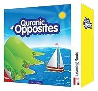 学習ルート The Quranic Oppositesパズルは、美しいイラストのオポサイトの言葉24ペアセットです。Noble Quranから由来。