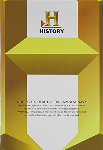Dogfights: Death of the Japanese Navy [DVD] [Import]