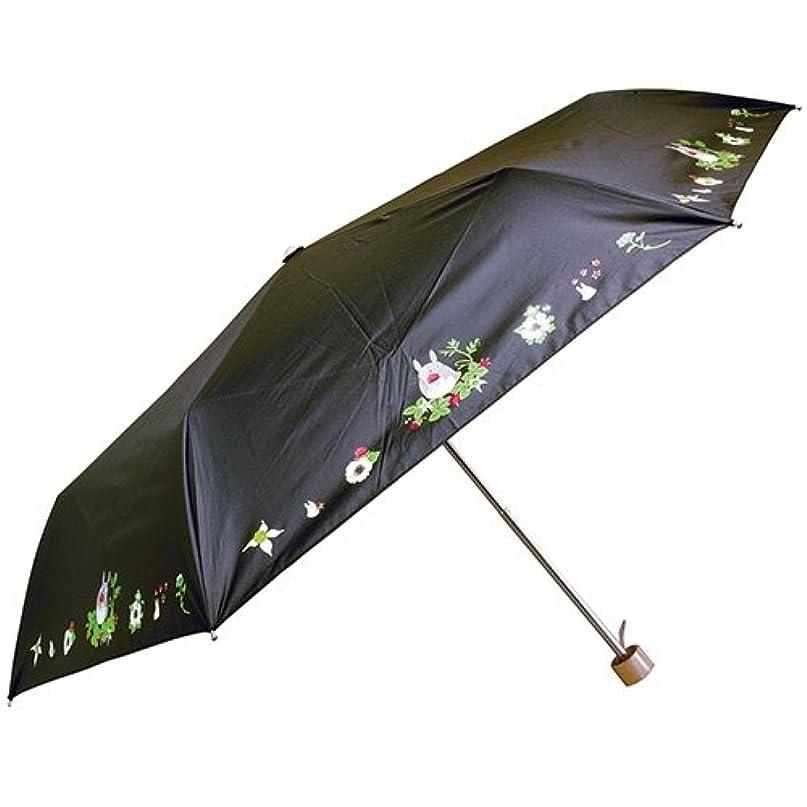 渦インデックス割れ目となりのトトロ 晴雨兼用傘 いちご