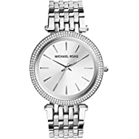 Michael Kors Women's MK3190 Darci Silver-Tone Watch
