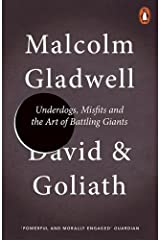 David and Goliath: Underdogs, Misfits and the Art of Battling Giants ペーパーバック