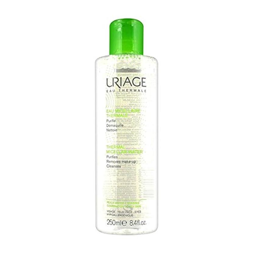 ムス鈍い絡み合いUriage Thermal Micellar Water Combination To Oily Skin 250ml [並行輸入品]