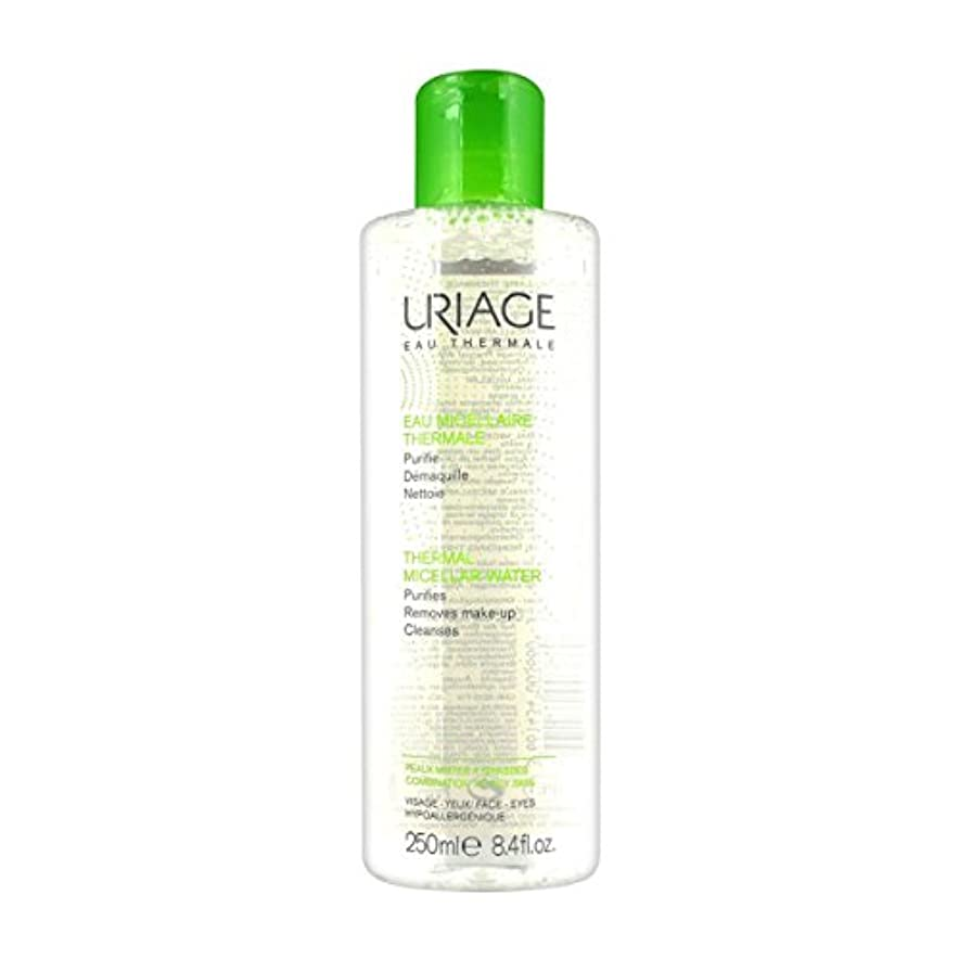 万一に備えてスプリット分子Uriage Thermal Micellar Water Combination To Oily Skin 250ml [並行輸入品]