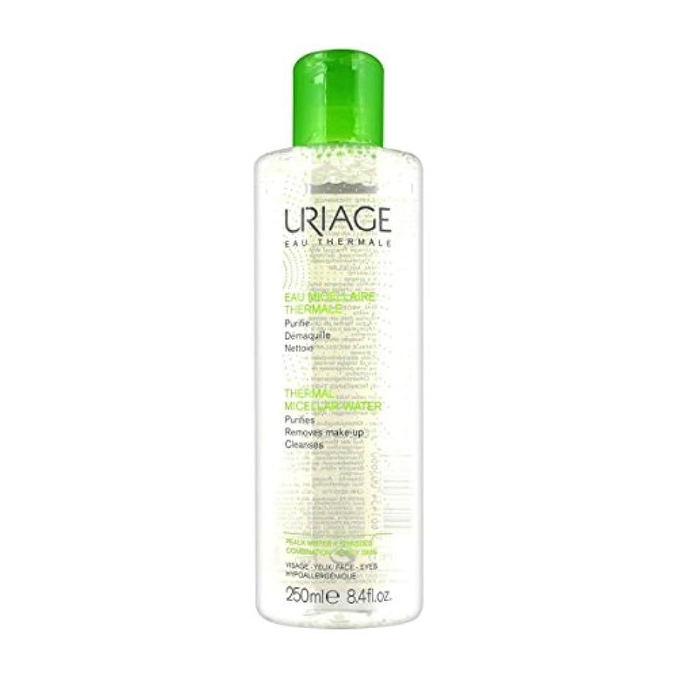 航空便薄いステレオUriage Thermal Micellar Water Combination To Oily Skin 250ml [並行輸入品]
