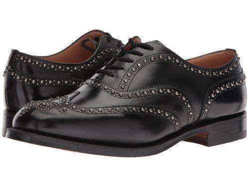 Church's(チャーチ) メンズ 男性用 シューズ 靴 オックスフォード 紳士靴 通勤靴 Burwood Oxford - Black UK 11 (US Men's 12) M [並行輸入品]