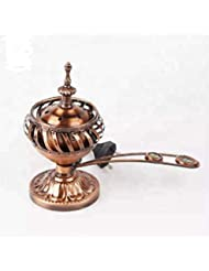 OMG-Deal Electric Bakhoor Burner Electric Incense Burner +Camphor- Oud Resin Frankincense Camphor Positive Energy...