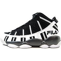 fs1hta1011x FILA SPAGHETTI BLACK/WHITE フィラ スパゲッティ ブラック/ホワイト [並行輸入品]