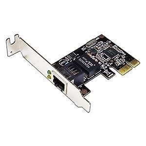 AREA インターフェースカード ジーノ2世 ギガビットLANカード PCIexpress x1接続 ロープロファイル対応 SD-PEGLAN-S2