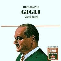 Canti Sacri by Beniamino Gigli