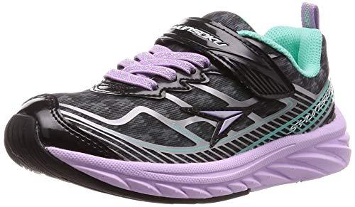 5362445bf8bc1 [シュンソク] 運動靴 通学履き 瞬足 幅広 厚底 衝撃吸収 19~24.5