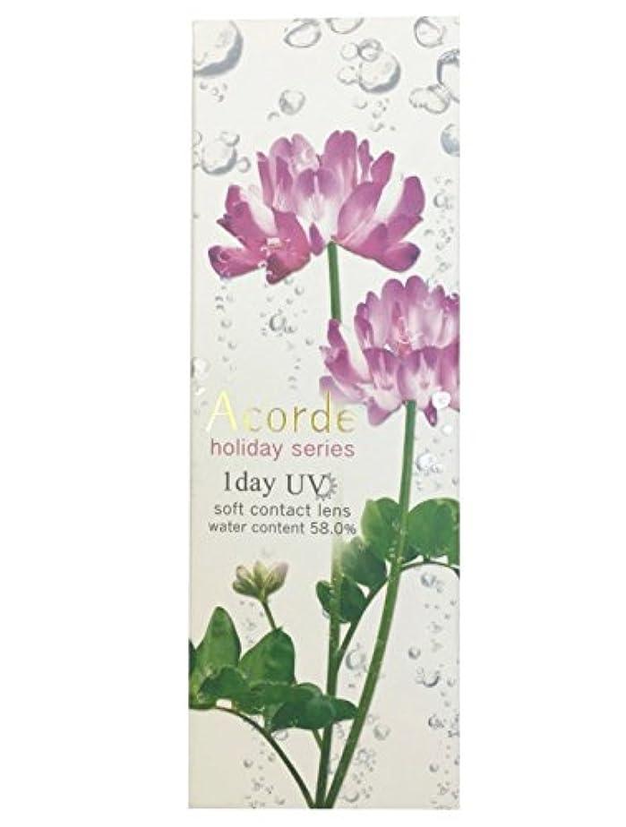 ポータブル病的状況アコルデ(Acorde) カラコン ワンデー -3.50 Color:ホリデイグレー 10枚入り 9R00M0350000009S