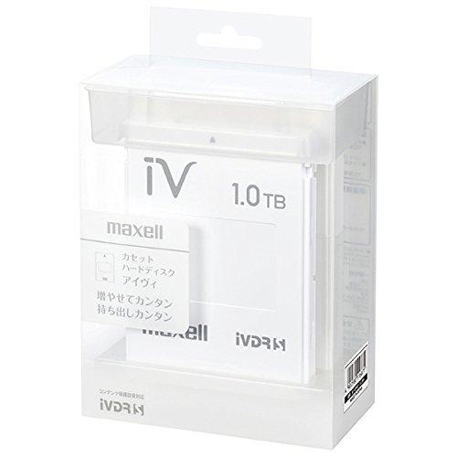 マクセル iVDR-S規格対応リムーバブル・ハードディスク ...