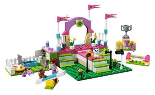 レゴ フレンズ ハートレイクのドッグショー 3942