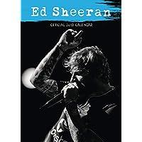Ed Sheeran Official 2019 Calendar - A3 Wall Calendar Format