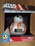 スターウォーズ BB-8TM ライトアップ目覚まし時計 (並行輸入品)