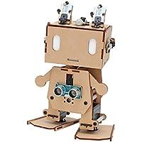 Arduino互換ボード搭載 二足歩行ロボット ピッコロボIoT 自律制御セット [入門キット]