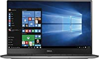 Fast Dell XPS 9350 FHD Business Laptop Light Weight Infinity Edge (Intel Core i5-6200U, 4GB Ram, 128GB Solid State SSD, Camera, WIFI, Type C Port) Windows 10 (Certified Refurbished)