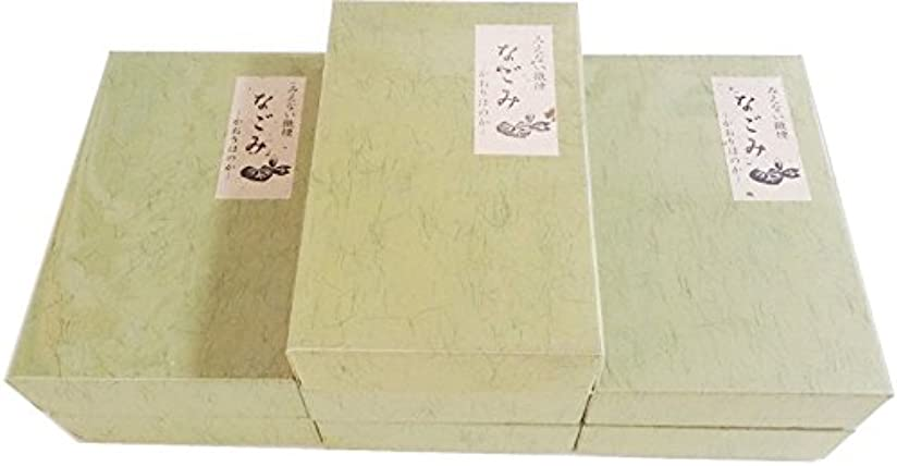 証明書確認密輸淡路梅薫堂の無香線香 無臭 無煙に最も近い無香料お線香 なごみ 135g×7箱 #108