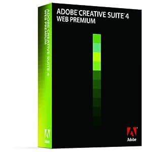 Adobe Creative Suite 4 Web Premium 日本語版 Macintosh版 (旧製品)